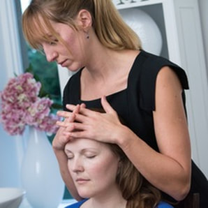 Indian head massage in Weston-super-Mare